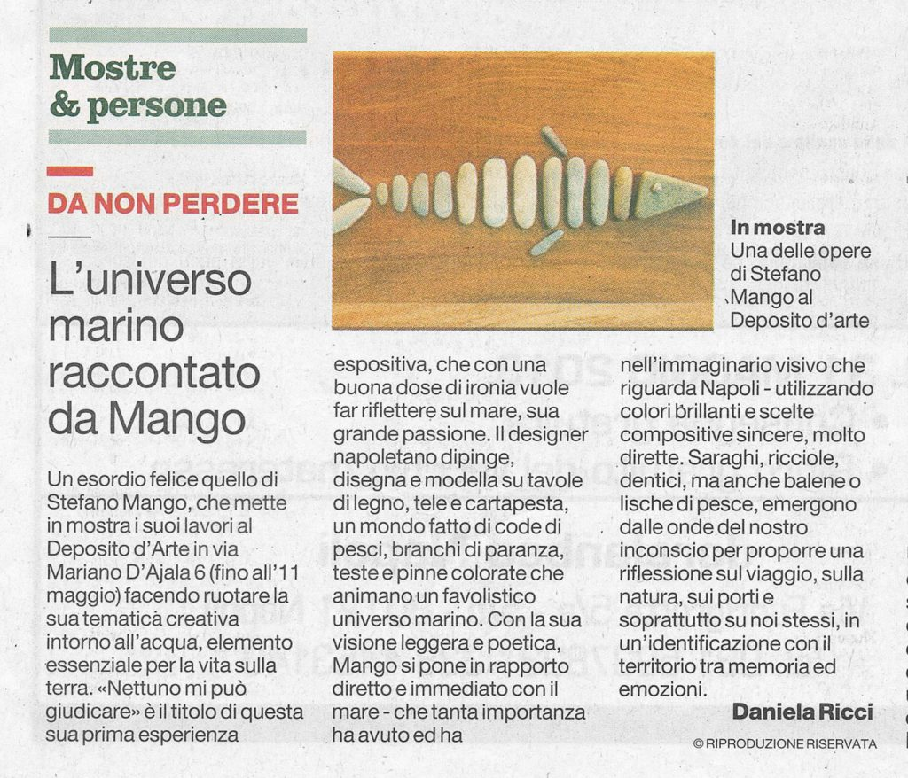 Il Mattino 05/2013